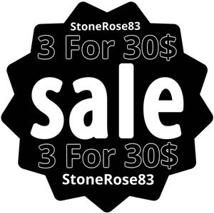 Other - 🔳3 For 30$ SALE 🔳